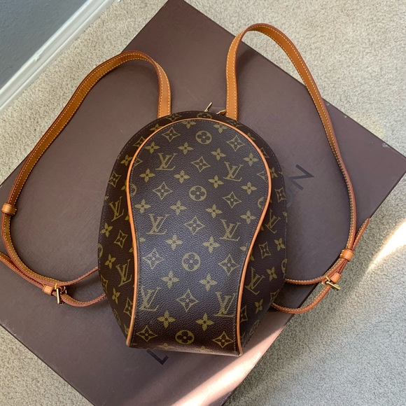 Louis Vuitton Handbags - Louis Vuitton Monogram Elippse Backpack